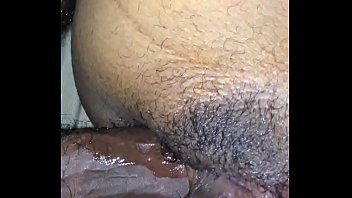 slim of front takes creampies wife her hubby in Videos de chicas se