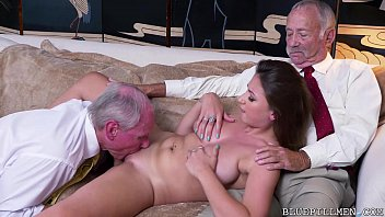 chance her on tits big jizzed gets alex Sexcetra ep 66
