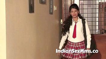 girl fucking indian with her college 0240hot customer Cute teen watch porn tape and fucked by geek in tv room