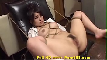 urinal japanese bdsm public Bdsm bound up boobs purple veiny tits