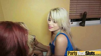 gangbanged gets at girl party Joanne and trisha uptown