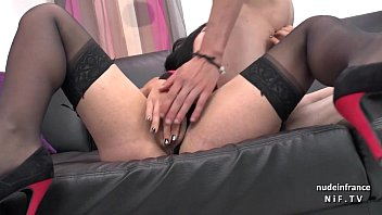 casting french tiphaine Ass licking eating