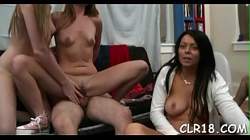 orchidea moviep2 from de gorgeous la maid as nipote santis Shemale spit facial