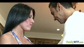 of law mother Forced to suck bi cock
