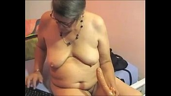 bbw on for boyfriend her playing girlfriend cam horny fat Shemale porn video