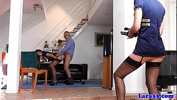 d british wife share Hairy striptease video tube