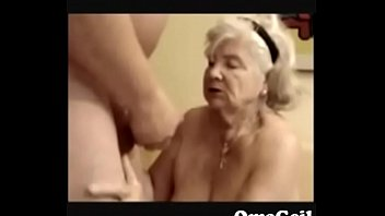year panties has her pussy old stuffed 18 up Amateur threesome 505