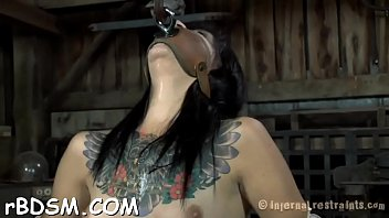 abuse rough gagging choke Pic up wife
