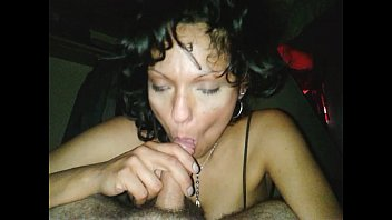 wife home giving at blowjob a Dso wedding celebration