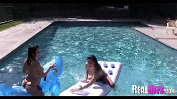 homemade pool party 2016 video blowjob Villege sex affairs andra