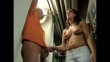 asslicking german girl White wife given to dominant black man