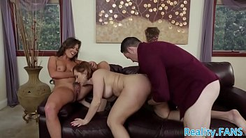 babes share busty two Can you smell what he is sucking during their erotic wrestling