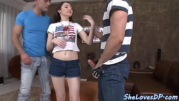 teen double extra small danal Tricked into being tied up